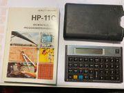 Wissenschaftlicher Taschenrechner HP-11C