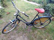 Hollandrad 7-Gang Vintage Neue Reifen