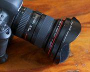 Verkaufe Canon Weitwinkel Objektiv EF
