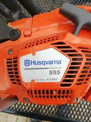 Husqvarna motorsäge 555