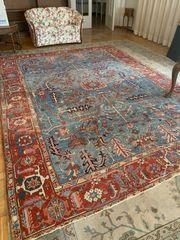 Teppich antik - Heriz