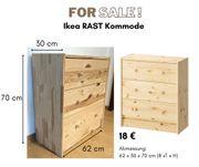 IKEA RAST Kommode mit 3
