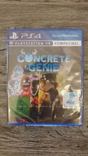 Concrete Genie - PlayStation 4 - PS4