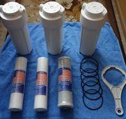 Fische Aquaristik Umkehrosmose Filter Filtergehäuse
