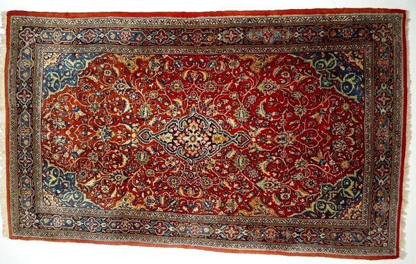 Orientteppich Saruk Sammlerteppich antik T091