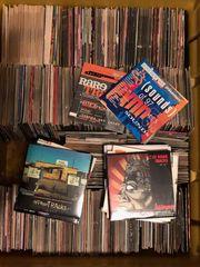 3 Karton CDs Günstig zu