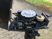 Schlauchboot mit 8 PS Motor