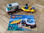 Lego Scuba Squad Taucher Setnummer
