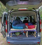 Campereinbau passend für Ford Transit