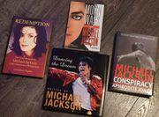 Michael Jackson - Bücher Redemption Conspiracy