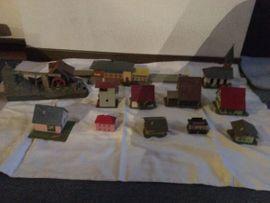 Eisenbahn H0 Kleinteile Häuser Bäume: Kleinanzeigen aus Leonberg - Rubrik Modelleisenbahnen