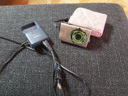 canon camera inkl Ladegerät und