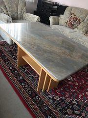 Marmortisch Wohnzimmertisch Couchtisch Tisch Marmorplatte