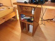 Schreibtisch aus Massivholz sehr guter