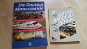 zwei Bücher zu Digitale Modellbahn
