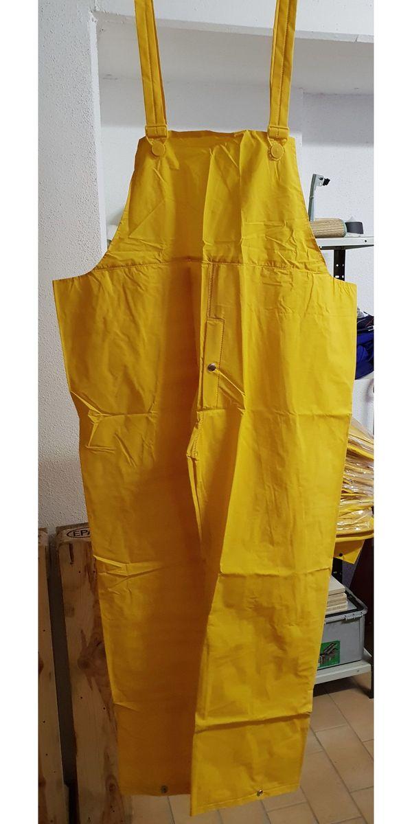 10 X Regenhose PVC Gr