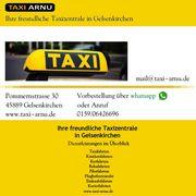 Ihre Taxi-Lösung in Gelsenkirchen