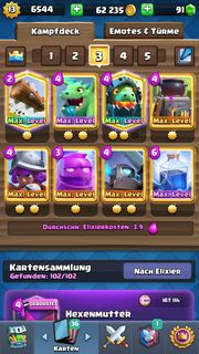 Clash Royale Lv 13 Account