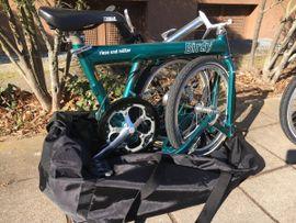 riese und müller Birdy green: Kleinanzeigen aus Fürth Südstadt - Rubrik Sonstige Fahrräder