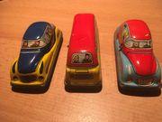 Blech Spielzeug Auto 1965 - 1970
