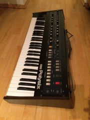 KORG Polysix - polyphoner Analog-Synthesizer inkl