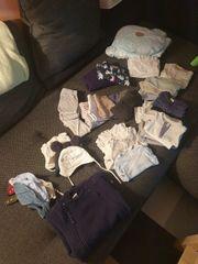 Baby Klamotten Gr 50 - 56