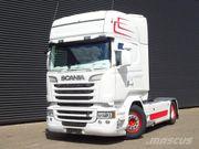 Neugründer Existenzgründer SZM Scania V8