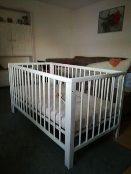 Wiegen, Babybetten, Reisebetten - Kindergitterbett