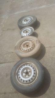 4 VW T4 Felgen 6Jx15