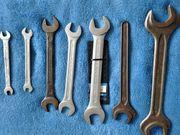 Schraubenschlüssel Maulschlüssel