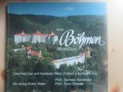 West-Böhmen Zapadni Cechy Bildband