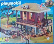Playmobil 4826 Tierwelt Afrikas Wildtierpflegestation