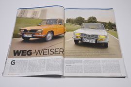 Zeitschriften, Magazine - Oldtimer MARKT 08 2014 - Porsche