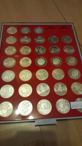 Münzen - 10 Euro Münzen