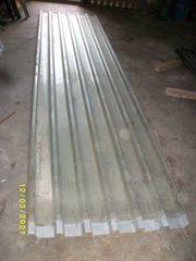 Alu Kunststoff Trapezdachplatten