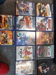 ps2 Spiele Sammlung