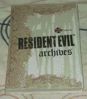 RESIDENT EVIL archives Buch Deutsche