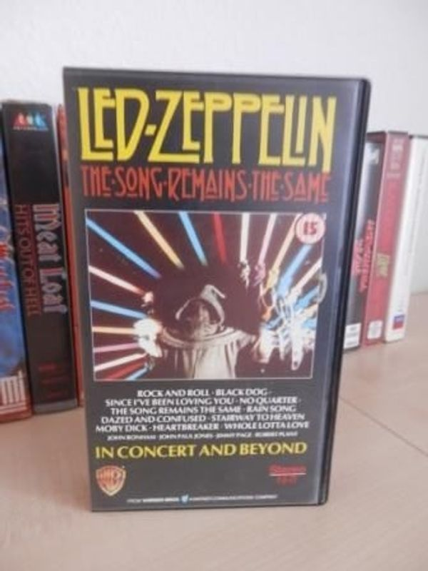 Led Zeppelin The song remains