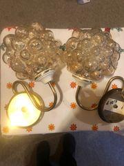Wandlampen Vintage 2er Set