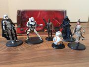 Star Wars Figuren Set