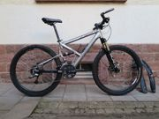 Canyon Mountainbike FX 3000 - vollgefedert