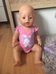 Babyborn Puppe