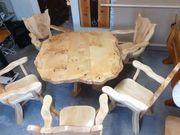 Massivholzmöbel der besonderen Art Rustikal-Massiv-Einzigartig