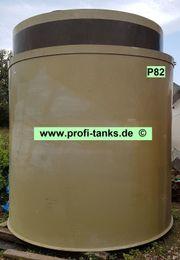 P82 gebrauchter 12 000L Polypropylen-Tank