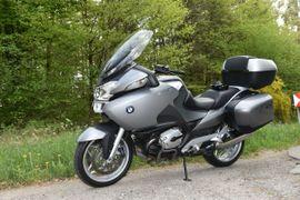 Motorrad-, Roller-Teile - BMW R 1200 RT mit