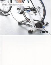 Fahrrad-Rollentrainer Tacx Flow