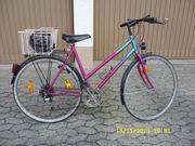 28 Zoll Damen Fahrrad Fahrbereit