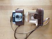 Hapomatic 50mm mit Ledertasche