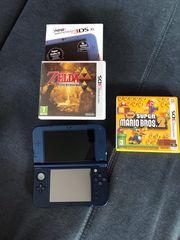 New Nintendo 3DS XL und