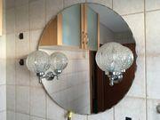 Spiegel rund mit Beleuchtung
